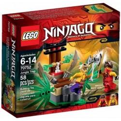 LEGO NINJAGO 70752 Pułapka w Dżungli NOWOŚĆ 2015