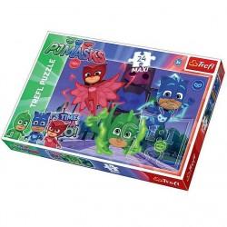 TREFL Puzzle MAXI 24 PIDŻAMERSI 14262