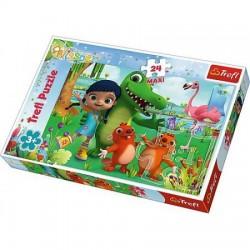 TREFL Puzzle MAXI 24 WISSPER 14263