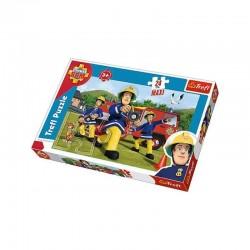 TREFL Puzzle MAXI 24 STRAŻAK SAM 14245