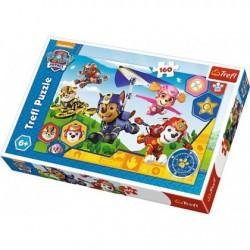 TREFL Puzzle 160 PSI PATROL 15363