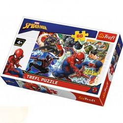 TREFL Puzzle 60 WALECZNY SPIDERMAN 17311