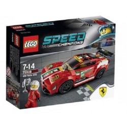 LEGO SPEED CHAMPIONS 75908 458 Italia GT2 NOWOŚĆ 2015