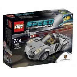 LEGO SPEED CHAMPIONS 75910 Porsche 911 Spyder NOWOŚĆ 2015