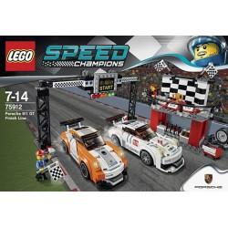 LEGO SPEED CHAMPIONS 75912 Porsche 911 GT - Linia Mety NOWOŚĆ 2015