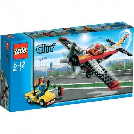 LEGO CITY 60019 Samolot Kaskaderski