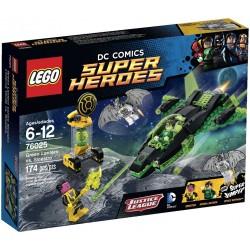 LEGO SUPER HEROES 76025 Zielona Latarnia vs. Sinestro NOWOŚĆ 2015