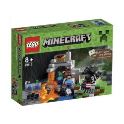 LEGO MINECRAFT 21113 Jaskinia