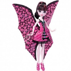 MATTEL Lalka Monster High DRACULAURA DNX65