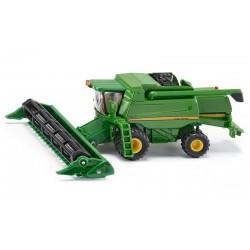 SIKU FARMER 1876 - Rolnicze Pojazdy Metalowe 1:87 - Kombajn Zrembowy JOHN DEERE T670i
