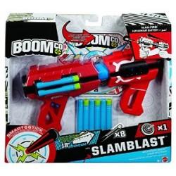Mattel - CFD42 - Boomco - Wyrzutnia Slamblast
