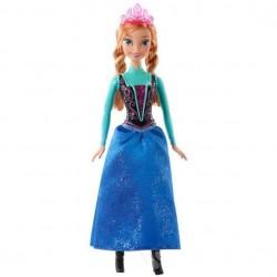 Mattel - CFB81 - Disney - Frozen - Kraina Lodu - Anna z Arendell - lalka 30 cm