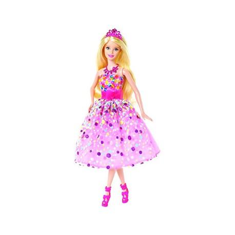 Mattel - CFF74 - Barbie - Urodzinowa Księżniczka
