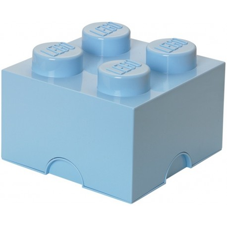 LEGO Pojemnik 4 na Zabawki Błękitny