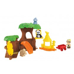 Fisher-Price - Y3679 - Little People - Tropikalne Zoo