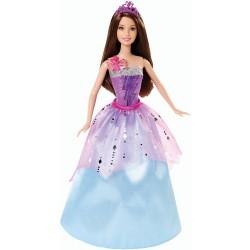 Mattel - CDY62 - Barbie - Super Księżniczki - Księżniczka Światła i Dźwięku
