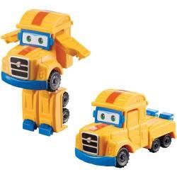 SUPER WINGS Transformujący POPPA WHEELS Ciężarówka i Robot 720025
