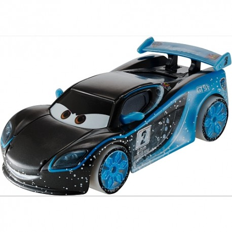 Mattel - Disney Pixar - Cars - Lodowa Seria - Lewis Hamilton