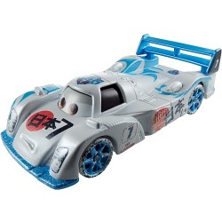 Mattel - CDR29 - Disney Pixar - Cars - Lodowa Seria - Shu Todoroki