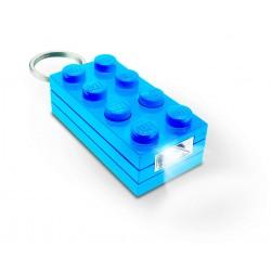 LEGO CLASSIC LGL-KE5-B Breloczek z Latarką KLOCEK NIEBIESKI