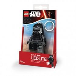 LEGO STAR WARS LGL-KE93 Breloczek z Latarką KYLO REN