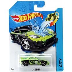 HOT WHEELS Auto Zmieniające Kolor 24/SEVEN FPC55