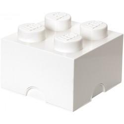 LEGO Pojemnik 4 na Zabawki Biały 0355