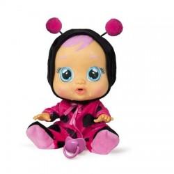 IMC TOYS Lalka Płacząca Prawdziwymi Łzami CRY BABIES LADY WAVE 96295