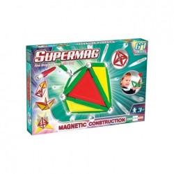 SUPERMAG Magnetyczne Klocki Konstrukcyjne 67 Elementów 0152