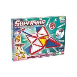 SUPERMAG Magnetyczne Klocki Konstrukcyjne 116 Elementów 0153