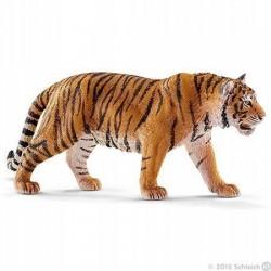 SCHLEICH 14729 Figurki Zwierząt Dzikich TYGRYS