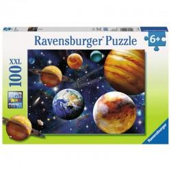 RAVENSBURGER Puzzle 100 El. KOSMOS 109043