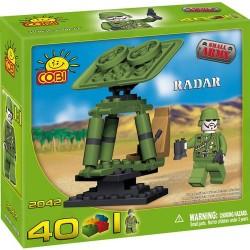 COBI MAŁA ARMIA 2042 Radar