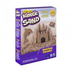 SPIN MASTER Kinetic Sand PIASEK KINETYCZNY 907 G BRĄZOWY 6037507