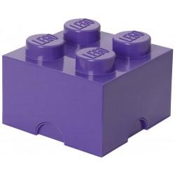LEGO Pojemnik 4 na Zabawki Fioletowy 8115