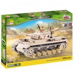 COBI MAŁA ARMIA 2451 Niemiecki Czołg Panzer III