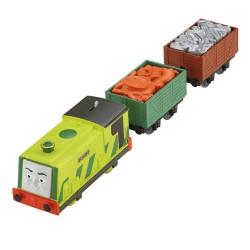 Fisher-Price - CFF93- Tomek i przyjaciele - Trackmaster Revolution - Zgniotek - Scruff