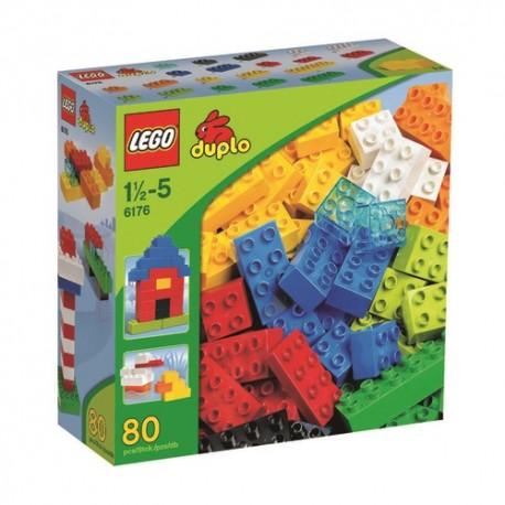 Lego Duplo 6176 Klocki Podstawowe Pan Zabawka