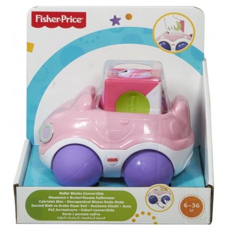Fisher-Price - CDG00 - Ruchome Klocki - Kabriolet