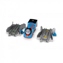 FISHER-PRICE Track Master Turbolokomotywa TOMEK FPW69