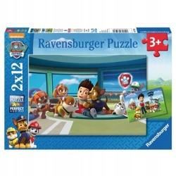 RAVENSBURGER Puzzle 2x12 PSI PATROL 075980