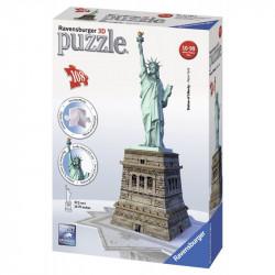 Ravensburger Puzzle 3D STATUA WOLNOŚCI 125845