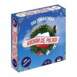 TM Toys Gra Planszowa KOCHAM CIĘ POLSKO 308291