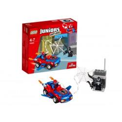 LEGO JUNIORS 10665 Spider-man Pościg Autem