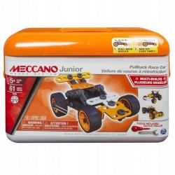 SPIN MASTER MECCANO Junior Zestaw w pudełku AUTO 16104