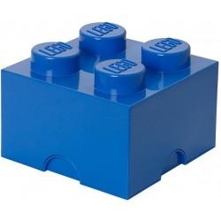 LEGO Pojemnik 4 na Zabawki Niebieski 0317
