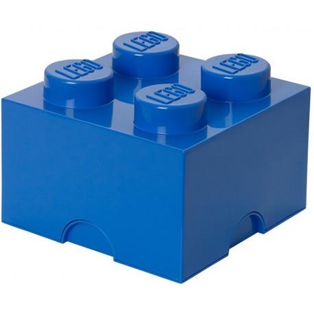 LEGO Pojemnik 4 na Zabawki Niebieski