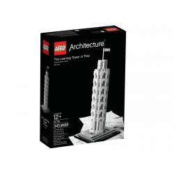 LEGO ARCHITECTURE 21015 Krzywa Wieża w Pizie