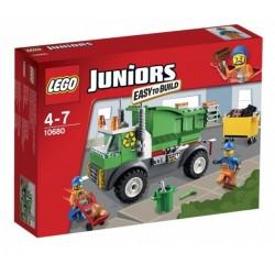 LEGO JUNIORS 10669 Kryjówka Żółwi Ninja
