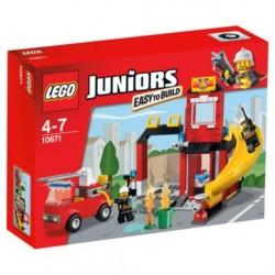 LEGO JUNIORS 10671 Alarm Pożarowy